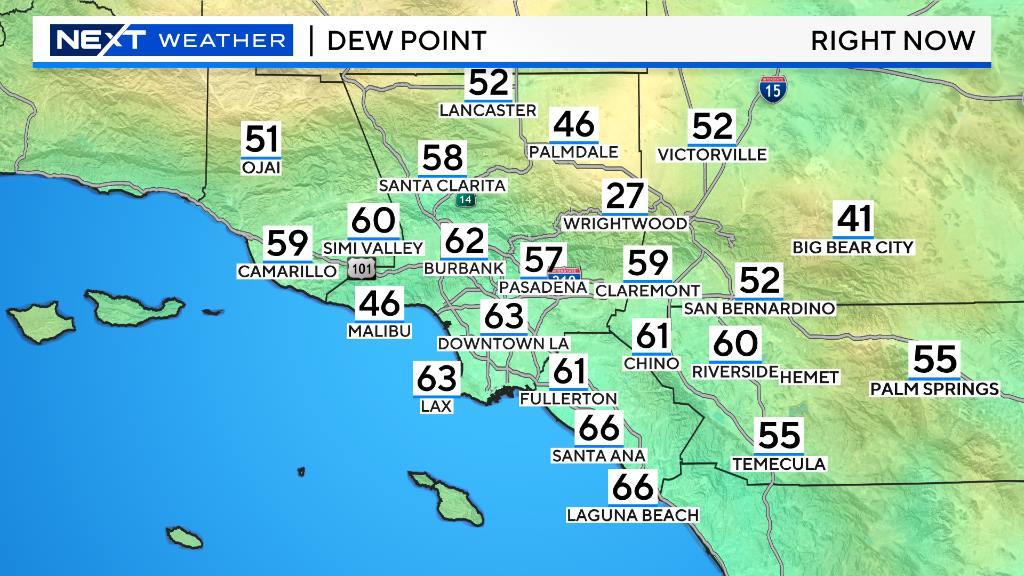 Weather – CBS Los Angeles