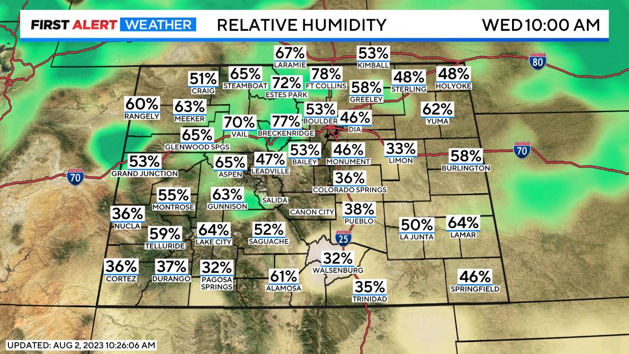 CBS4 Hiking & Outdoor Weather Resource – CBS Denver