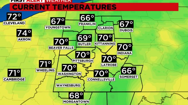 Weather Radars – CBS Pittsburgh