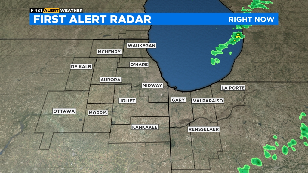 CBS Chicago Radar – CBS Chicago