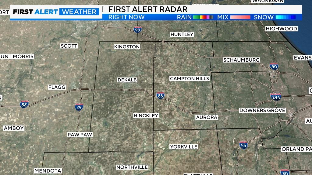 Western Burbs Radar Full CBS Chicago Radar, West Burbs