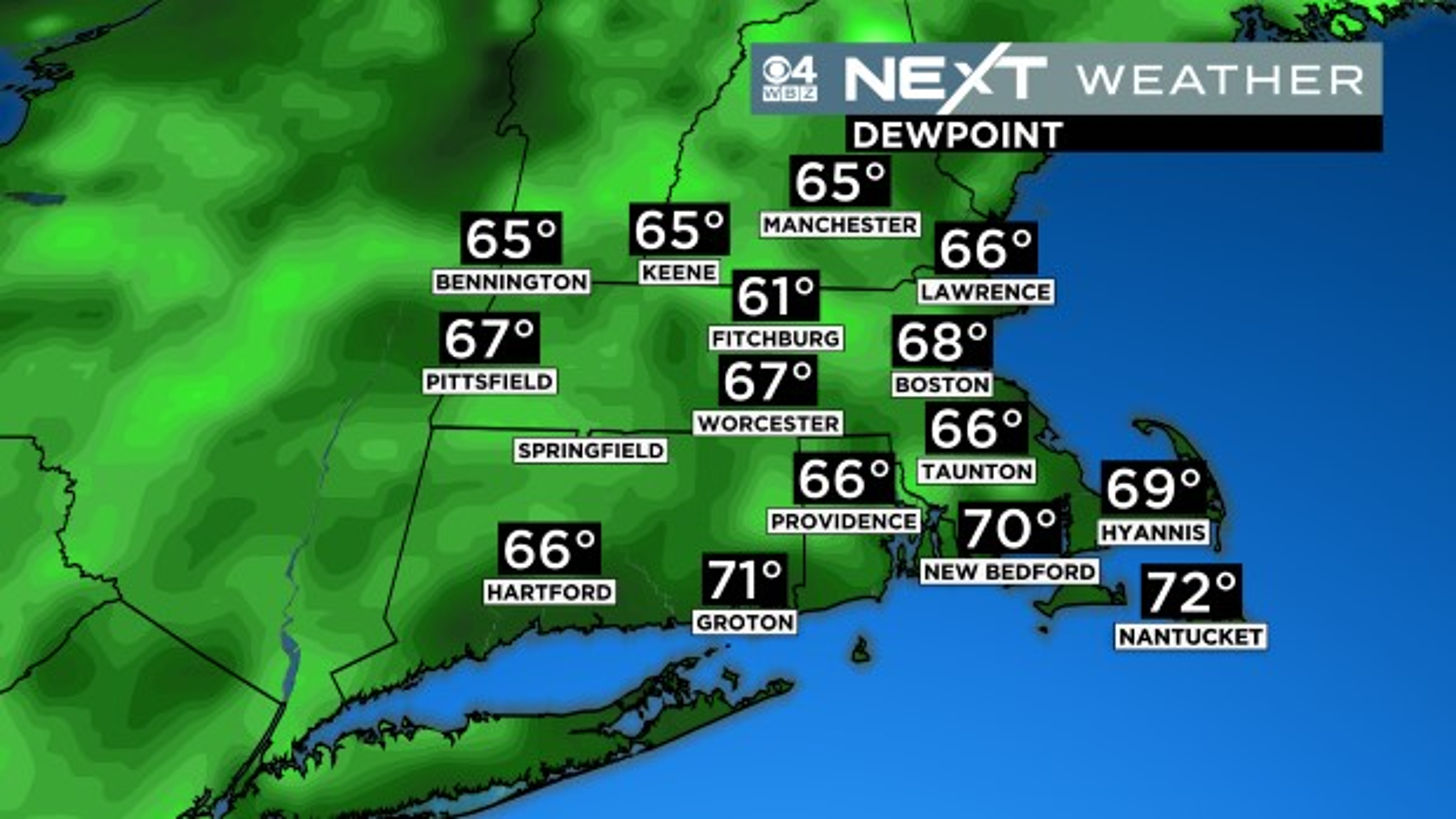 Boston Weather Cbs Boston