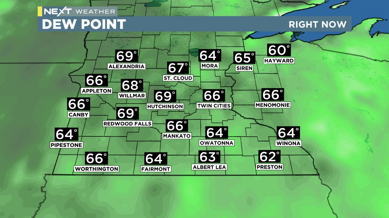 metro dew Metro Dew Points