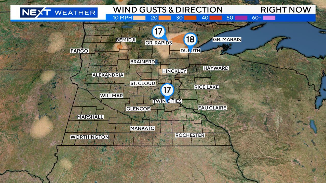 U Of Minnesota Map.Weather Wcco Cbs Minnesota