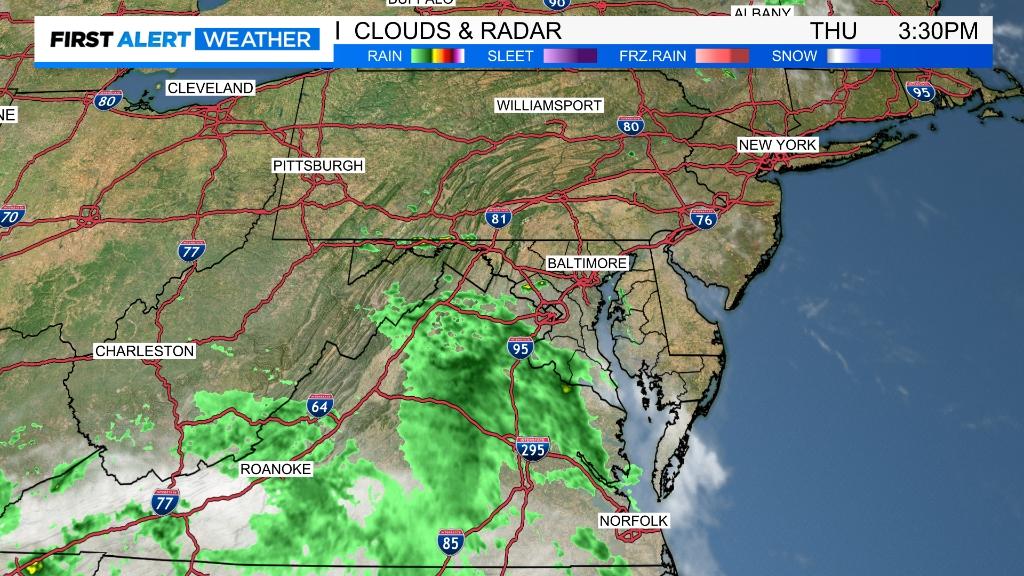 SatRad Mid Atlantic Satellite Radar Mid Atlantic