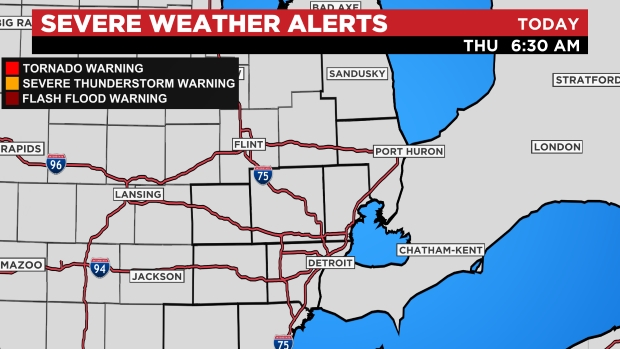 Weather - Detroit, MI Weather Forecast From CBS And WWJ « CBS Detroit